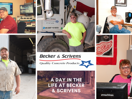 A Day in The Life of a Becker & Scrivens' Employee