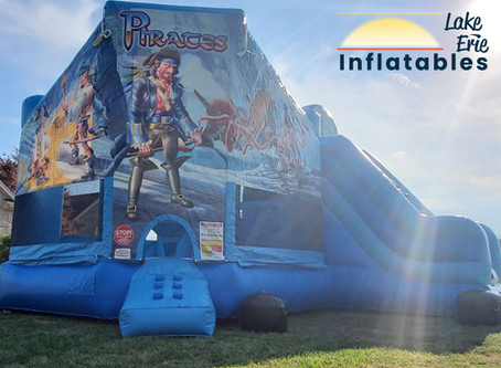Anytime is a great time for an inflatable!