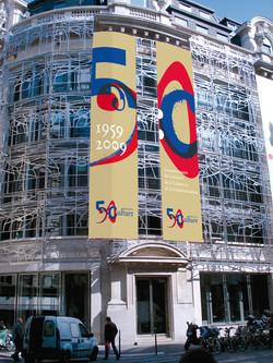 Ministère de la Culture. 50 ans.
