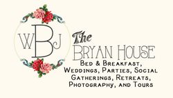 Bryan House Business Card Front