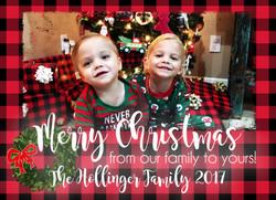 Hollinger Christmas Card