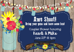 Awe Shoot Invite FRONT