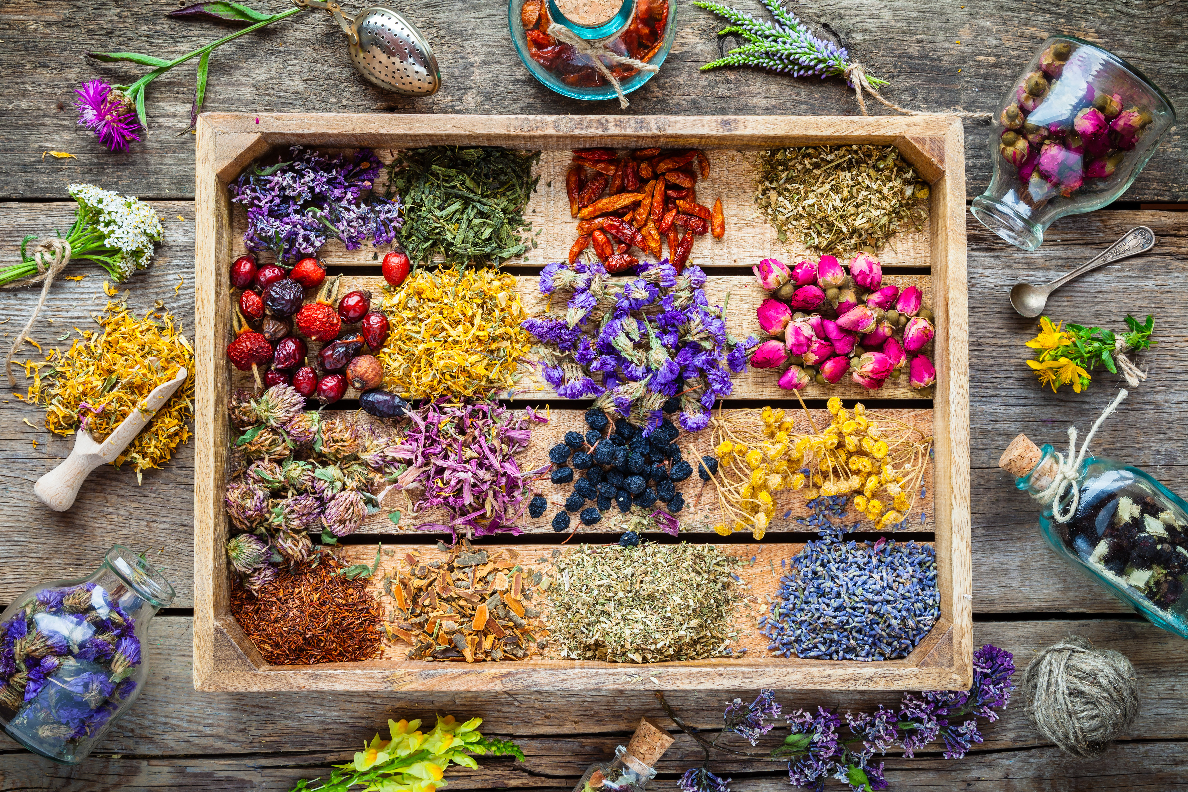 Certified Herbalist Consultation