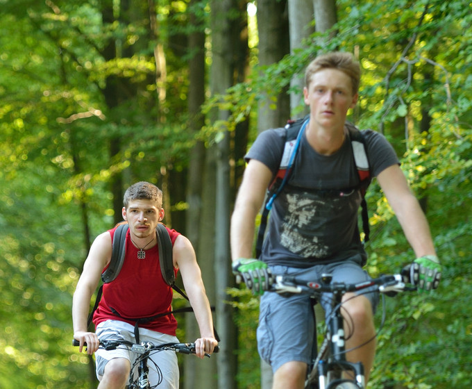 Duinengordel Mountainbiken