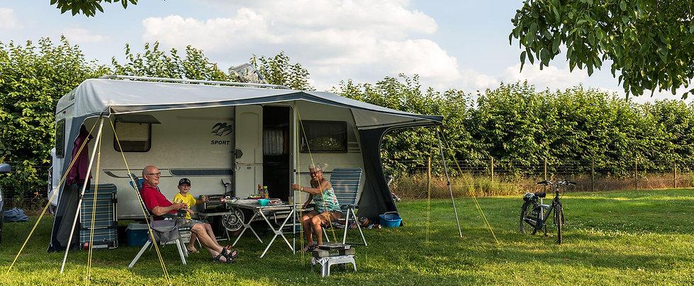 Campings in Duinngordel
