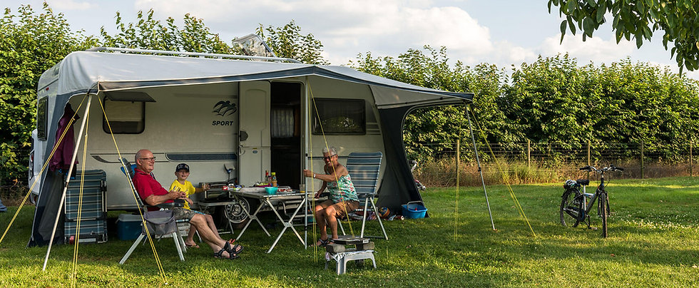 Campings in Duinengordel
