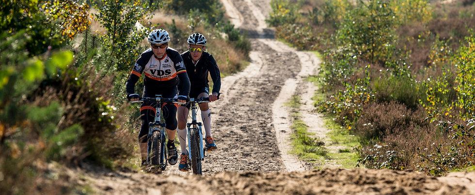 Duinengordel: mountainbikenetwerk