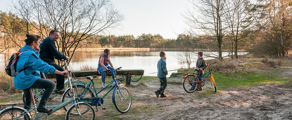 Fietsen over Limburgs fietsnetwerk