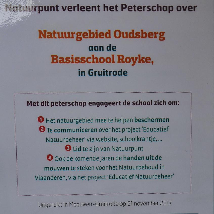 peterschap Oudsberg, Royke, Basisschool Opglabbeek-4790