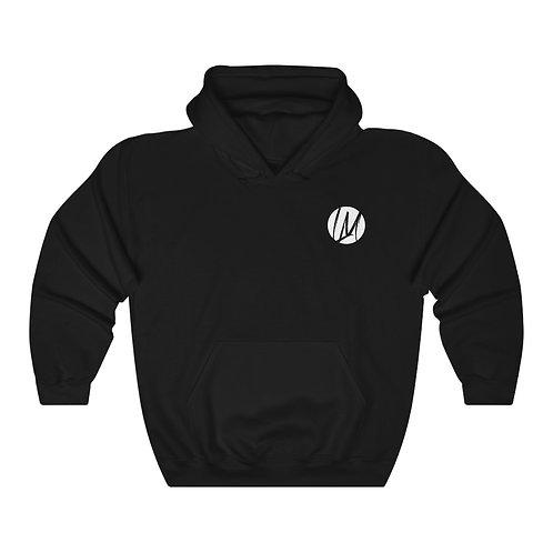 LM Unisex Hooded Sweatshirt