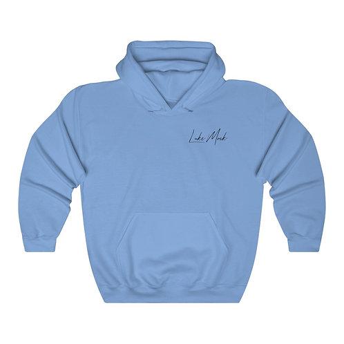 Luke Mock Unisex Hooded Sweatshirt