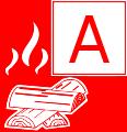116px-Fire_Class_A.svg.png