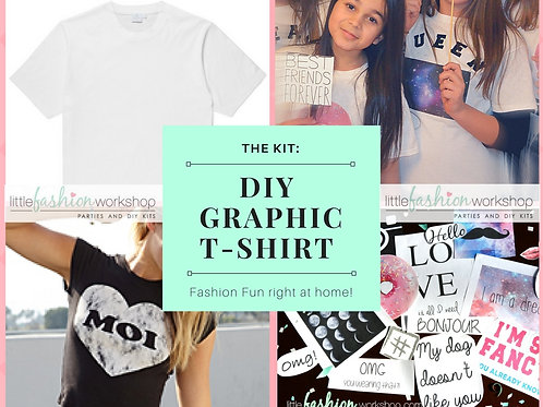 Graphic Tee Kit {Trendy Images}