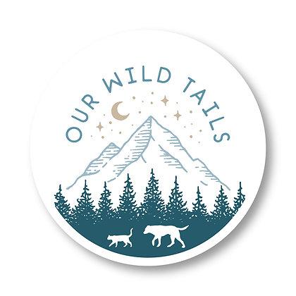 OWT Circle Sticker