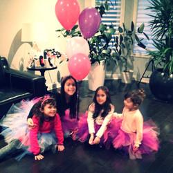 Ballerina Party: Make your own tutu!