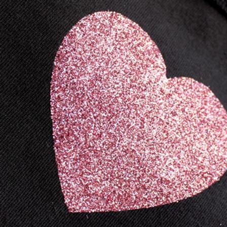 Fabric Glitter and Glue