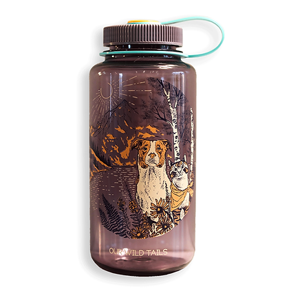 Rocky Mountain Nalgene