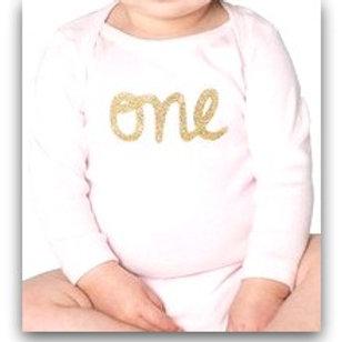 Personalized Designs {Baby Onesie}