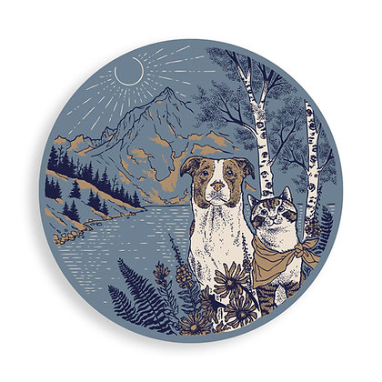 Rocky Mountain Sticker
