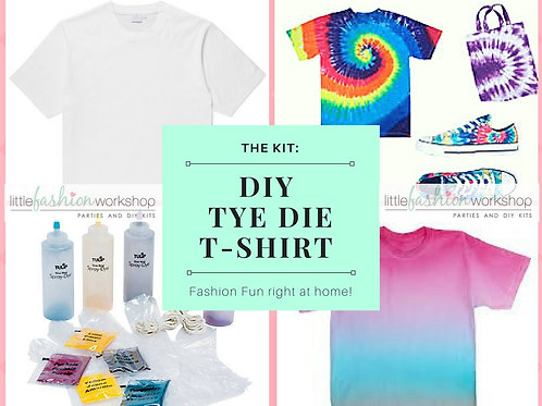 Splash Kit for 6 {with Tie Dye Kit}