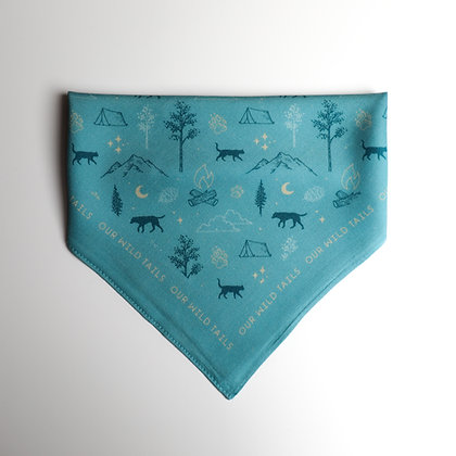 Rocky Mountain Ultra Soft Cat Bandana