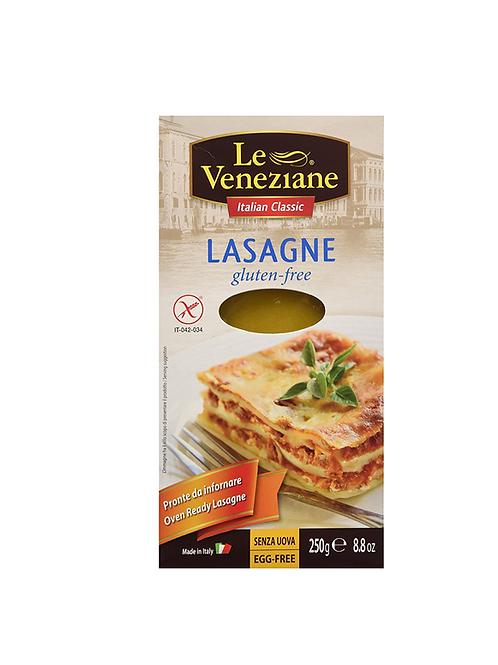 Le VENEZIANE Lasagne gluten-free