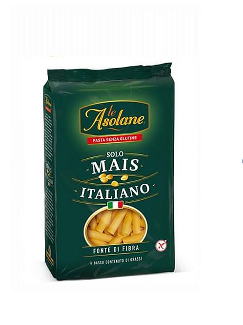 ASOLANE Tubetti Rigati corn pasta gluten-free