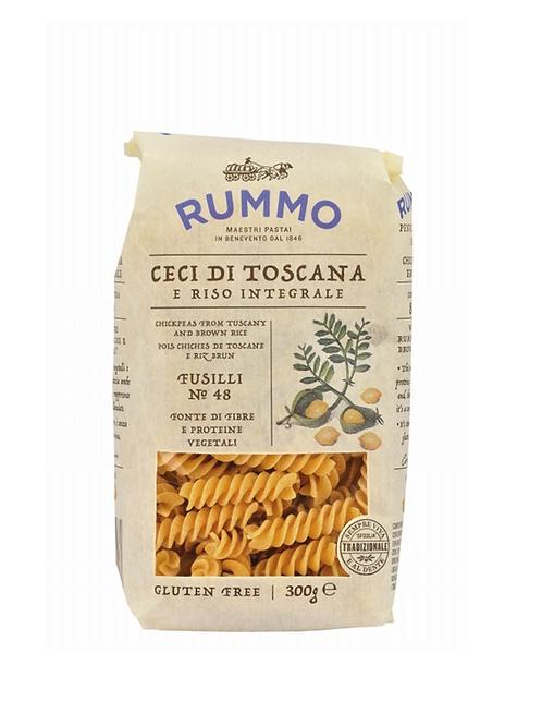 RUMMO Fusilli C/Legumi № 48 gluten-free