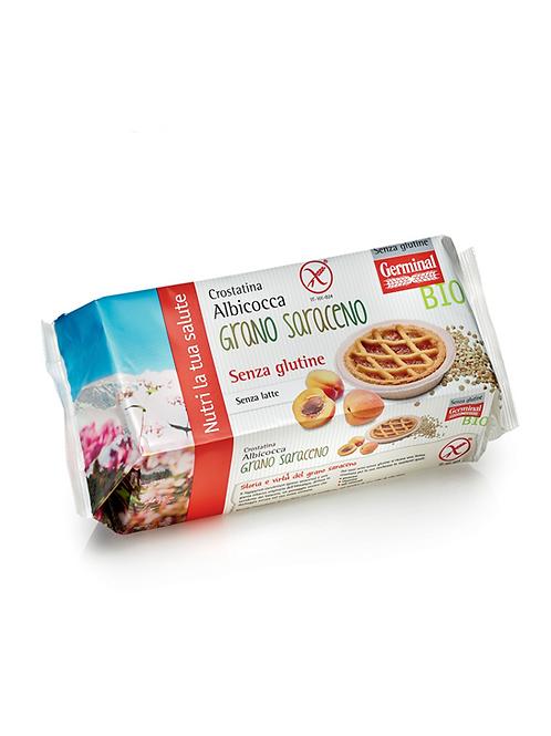 BIO GERMINALI organic apricot tart gluten-free