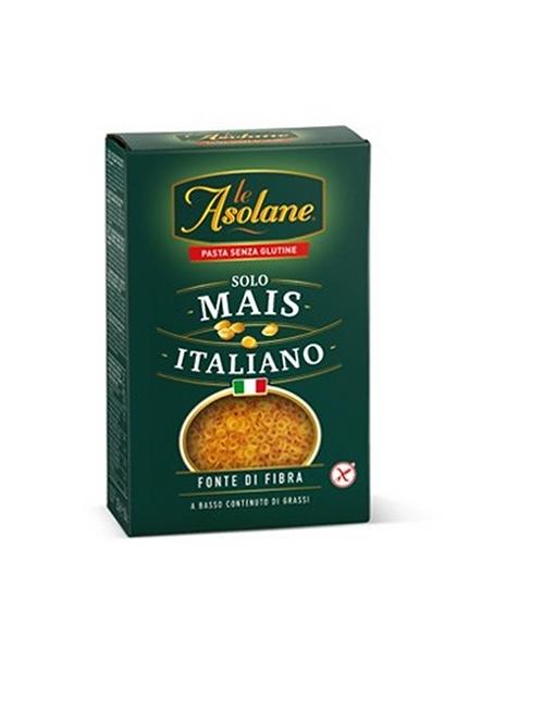 ASOLANE Anellini Mais (Corn) gluten-free