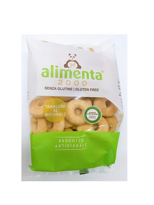 ALIMENTA 2000 taralli natural gluten-free