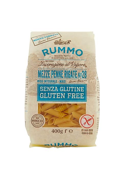 RUMMO Mezze Penne Rigate № 28 gluten-free