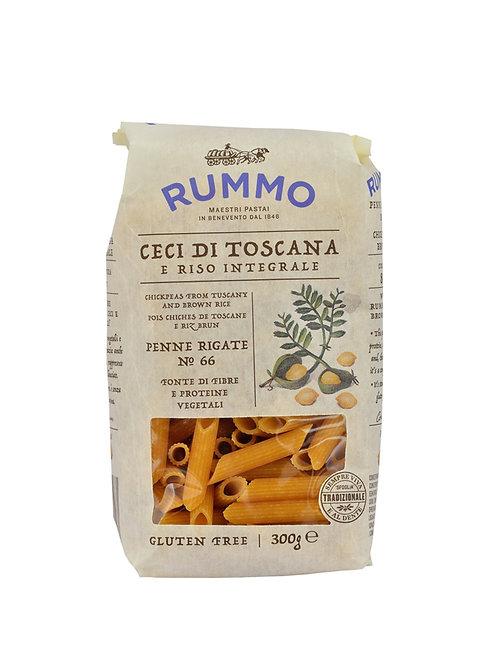 RUMMO Penne Rigate C/Legumi N°66 gluten-free