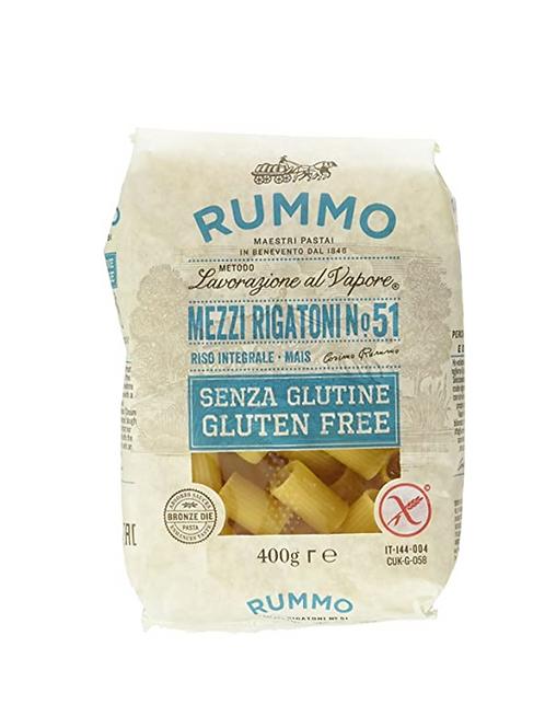 RUMMO Mezzi Rigatoni № 51 gluten-free