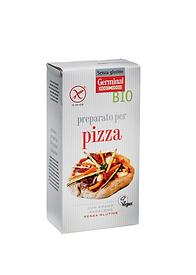 BIO GERMINAL mix for pizza preparation gluten-free