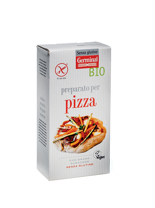BIO GERMINAL mix for pizza preparation gluten-free