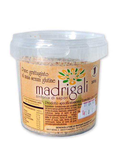 MADRIGALI breadcrumbs gluten-free