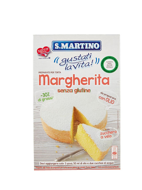 S.Martino Margherita gluten free cake mix