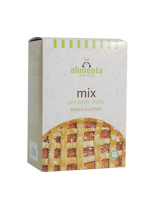 ALIMENTA 2000 powder mix for crust gluten-free