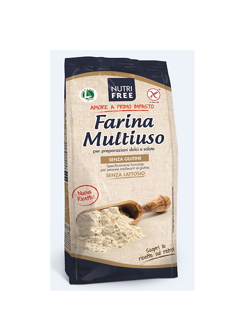 Flour gluten-free for sweet and savoury bakery products
