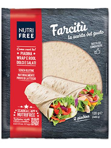 Nutrifree Wrap gluten free