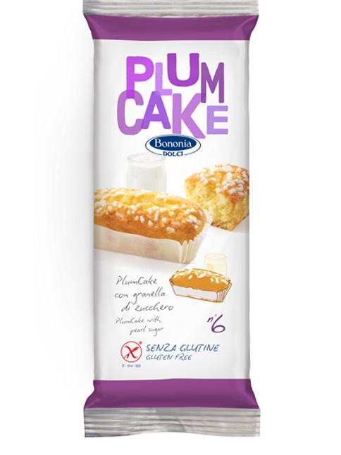 Bononia softcake with pearl sugar gluten free