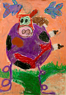 Zalewska Marysia 6 lat