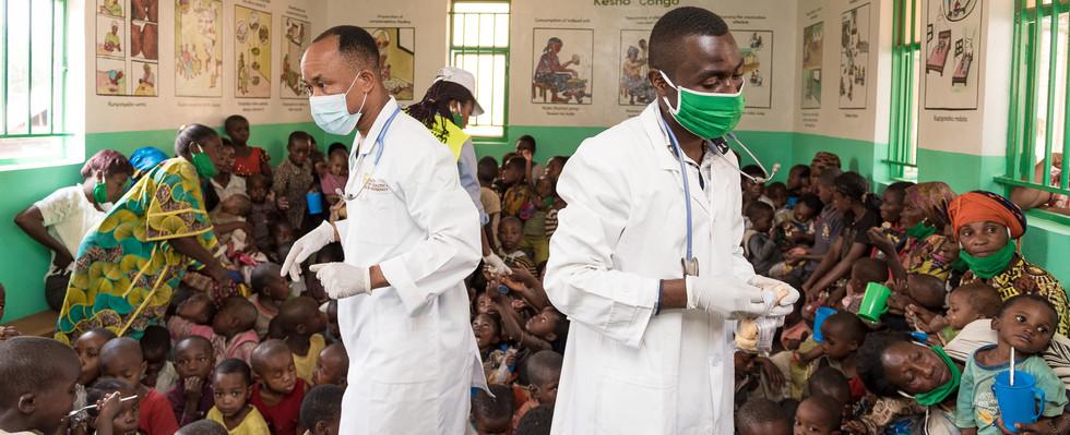 Kesho Congo Center for Nutrition and Health EducationCentre Nutritionnel et d'Éducation Sanitaire de Kesho Congo