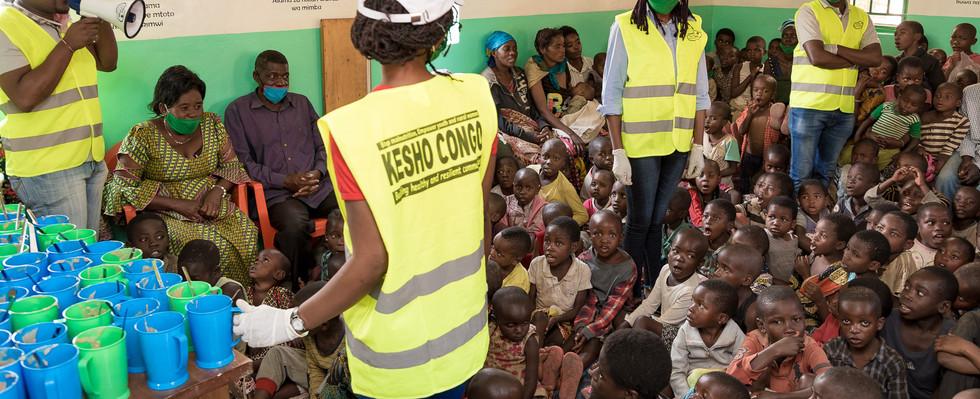 Centre Nutritionnel et d'Éducation Sanitaire de Kesho Congo