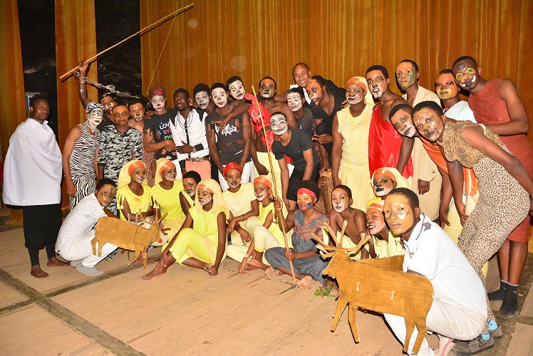 Theatrical performance (Adaptation of Lion King)