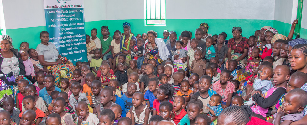 Kesho Congo Center for Nutrition and Health Education