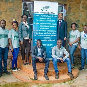Kesho Congo Team