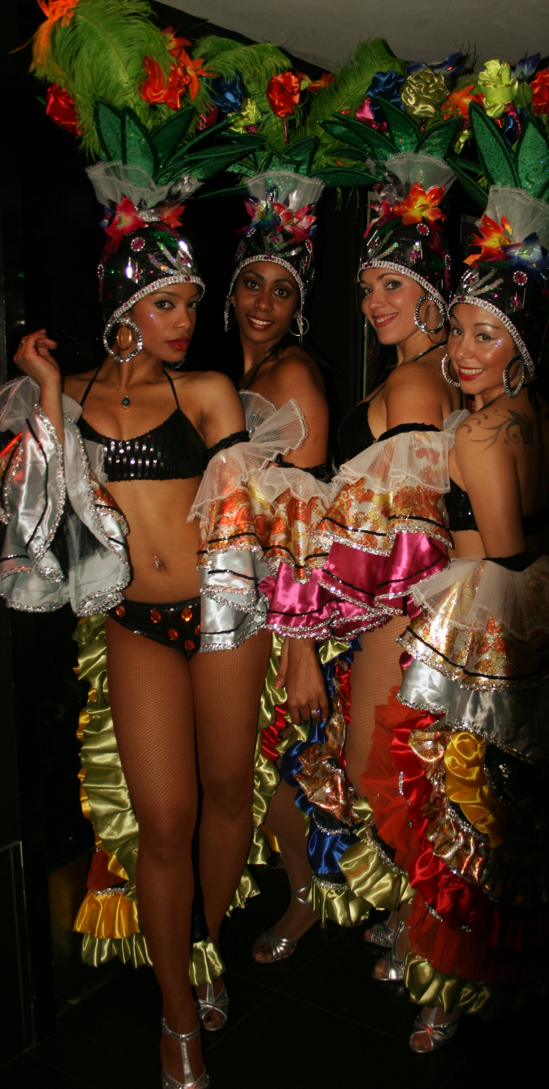 Tropicana Costumes