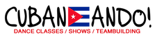 Cubaneando - Cuban Salsa Classes in London Logo